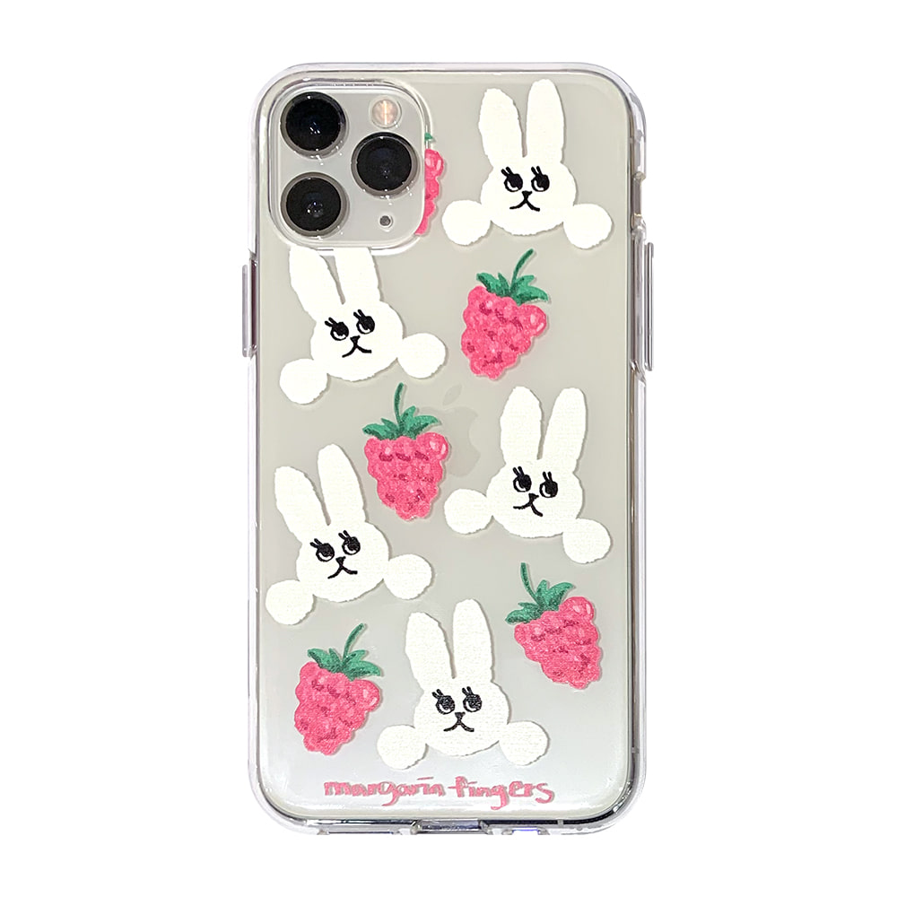 mafingberry rabbit iphone case