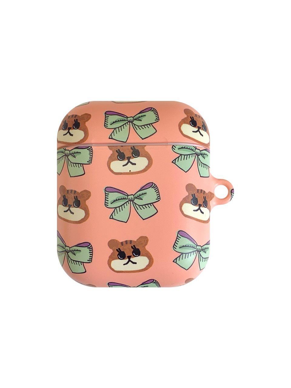 ribbon chipmunk airpods case