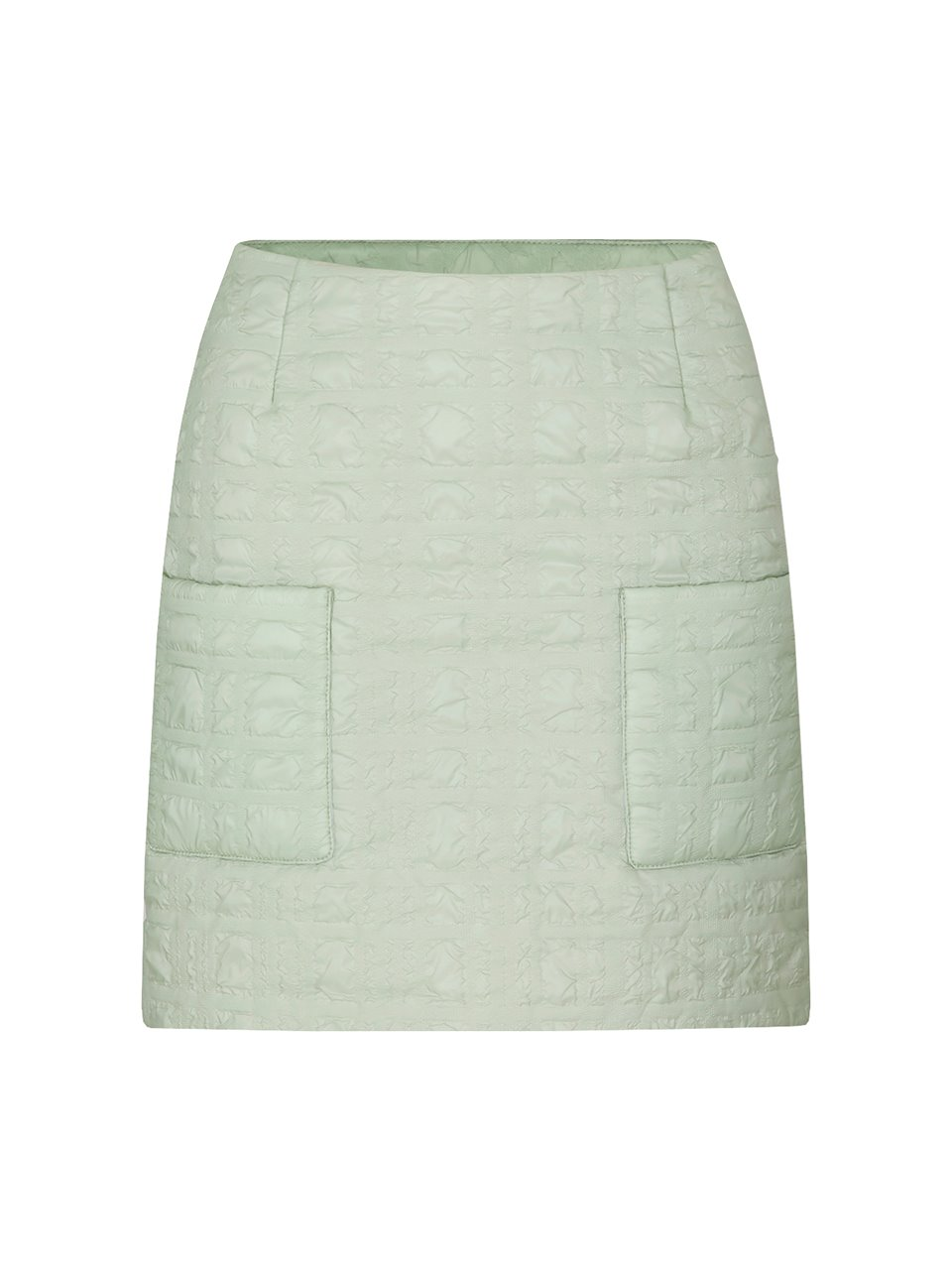 pocket padding skirt