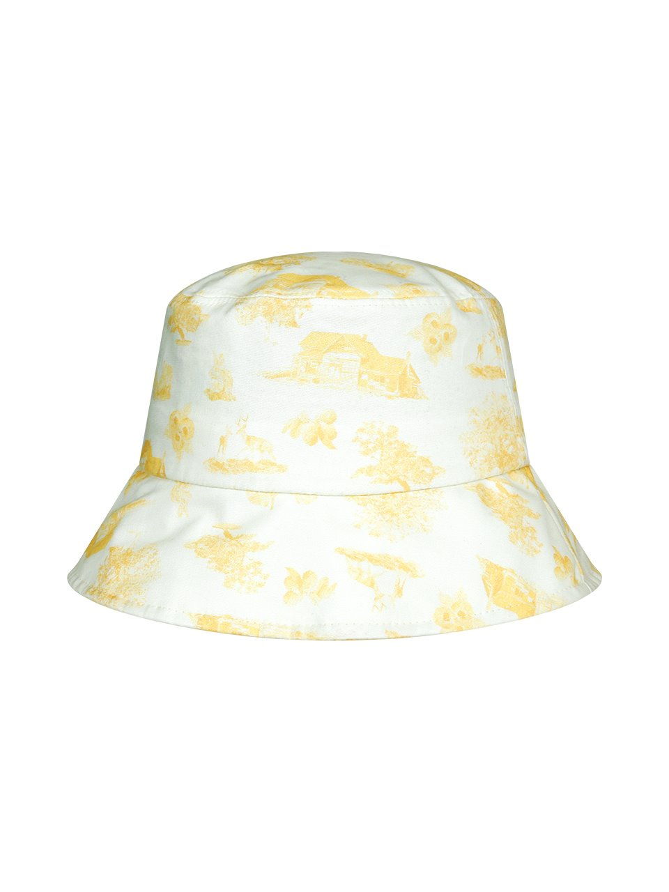 toile bucket hat