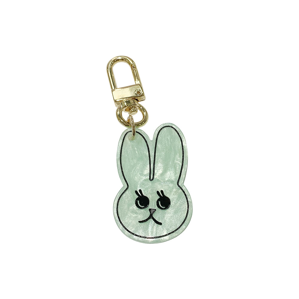 [재입고] rabbit key ring