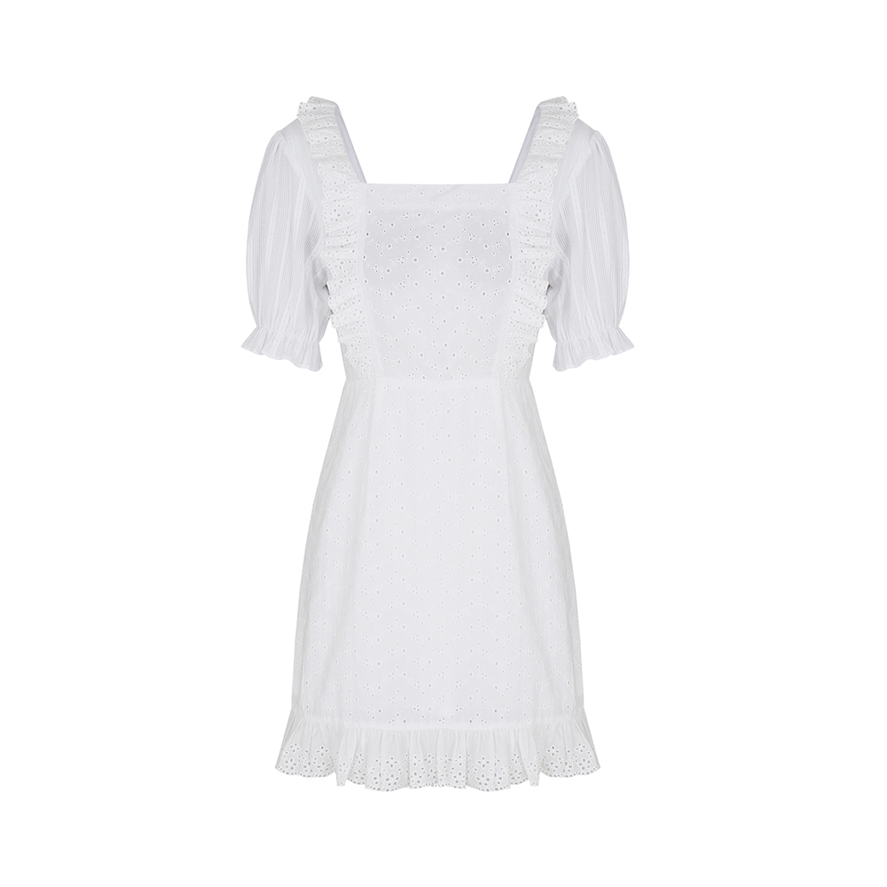 broderie anglaise one-piece