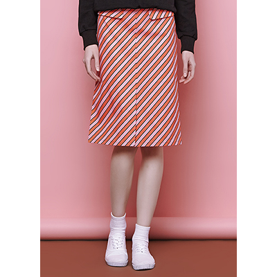 [50% SALE]candy slit skirt